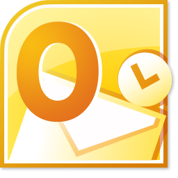 MS Office 2010 Outlook Logo